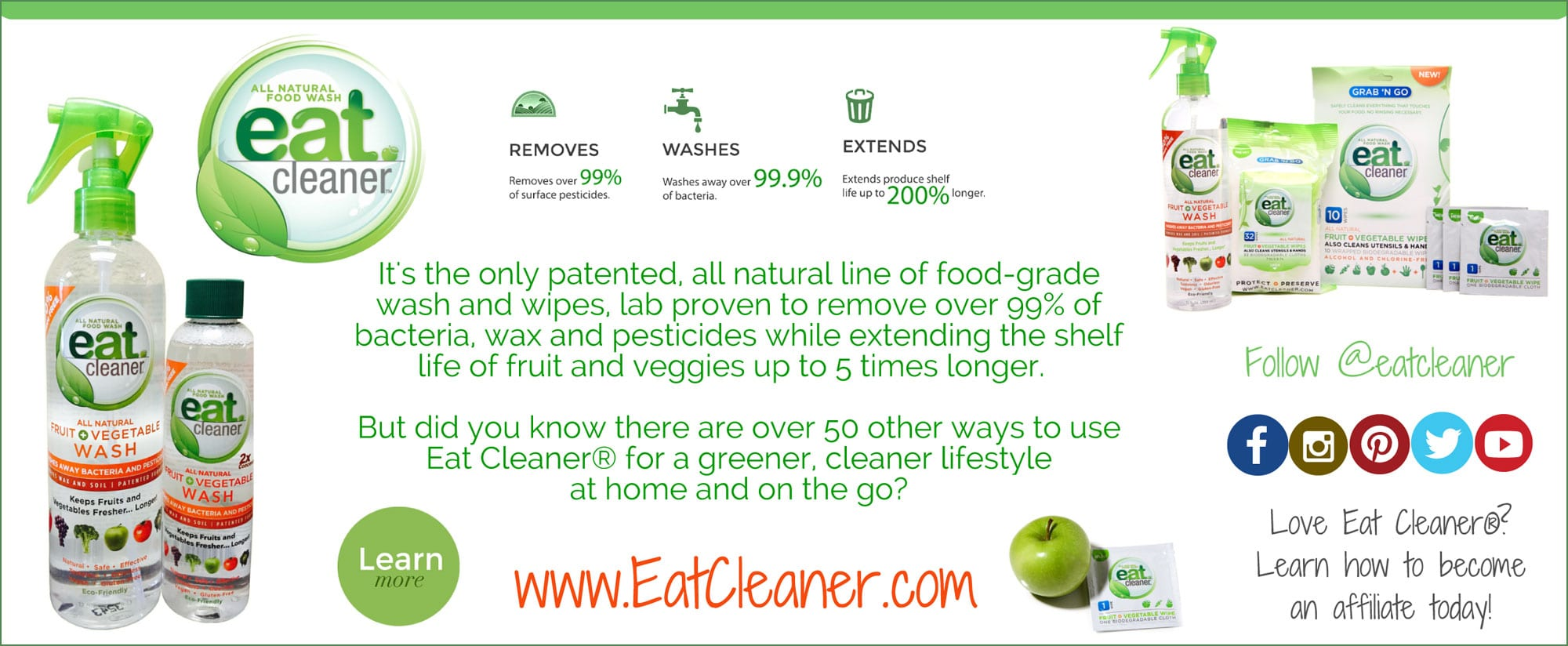 50 Ways to Eat Cleaner
