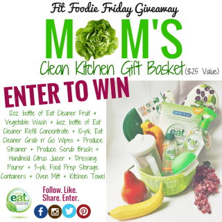 Mom's Clean Kitchen Gift Basket Giveaway